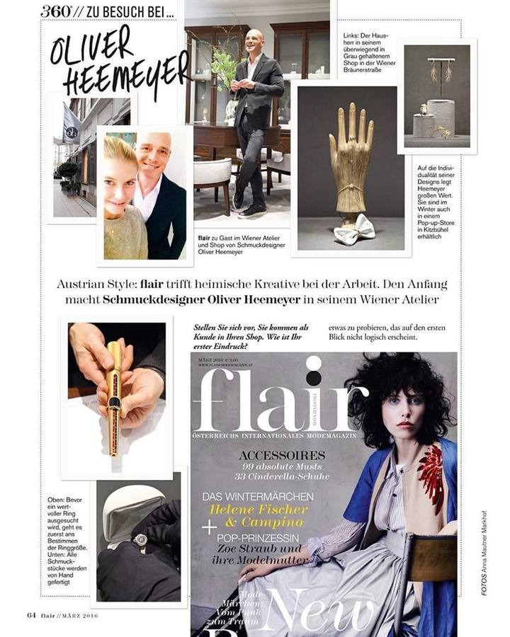 Publications Flair Magazine