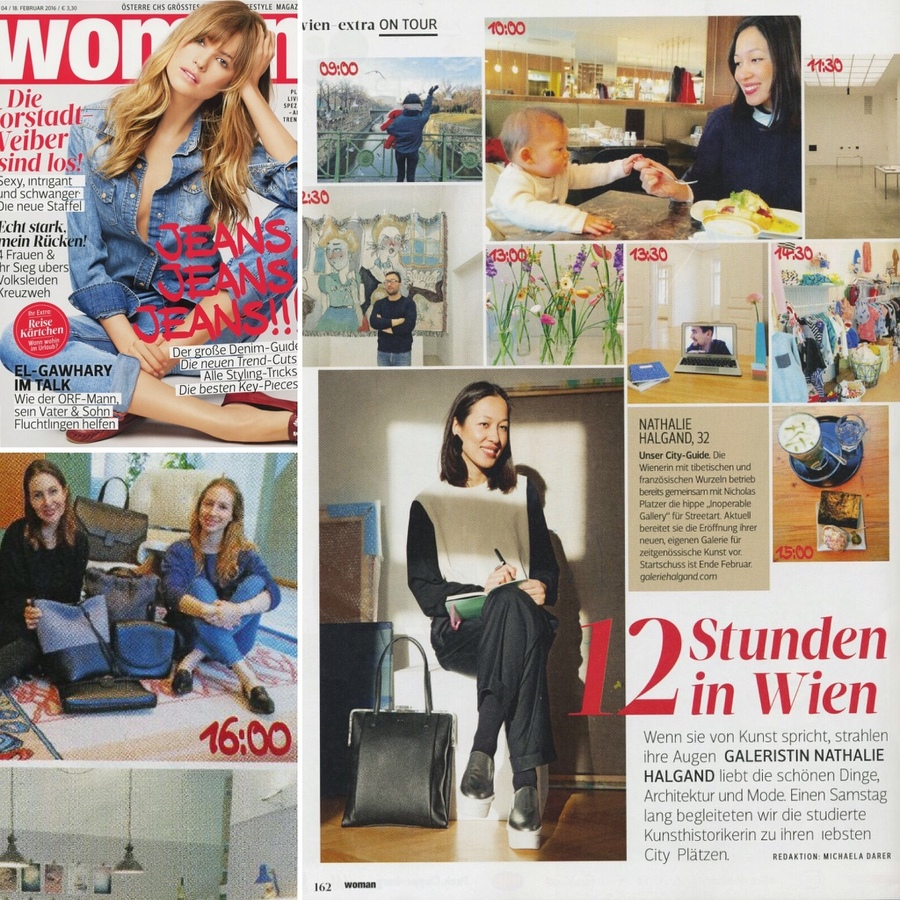 Publications Woman Magazine 2016