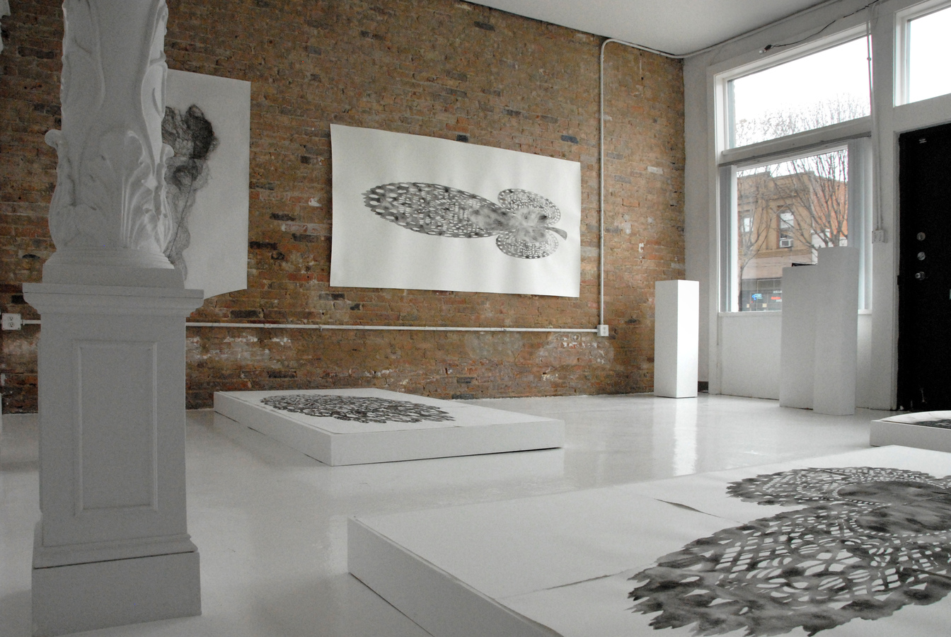 Exhibition: Installation Images Studio 832 exhibition installation view