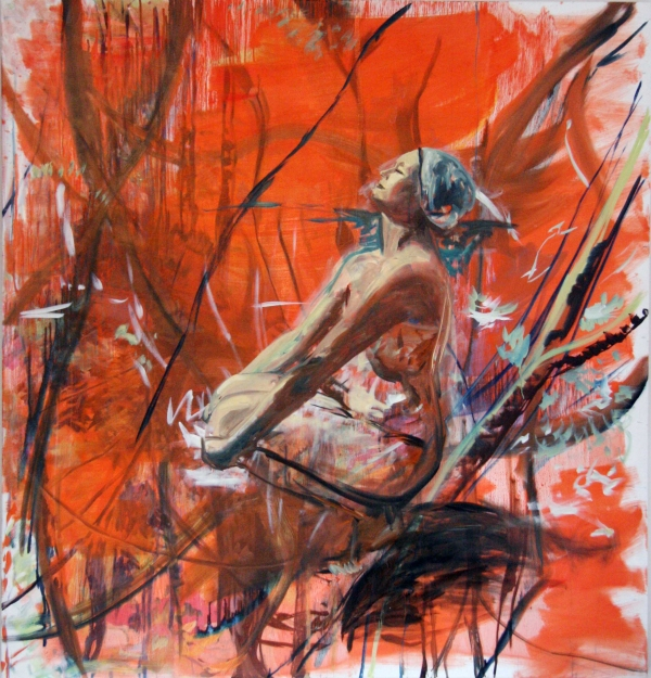 Paintings 2008 - 2011: Self  Aqueous Flesh