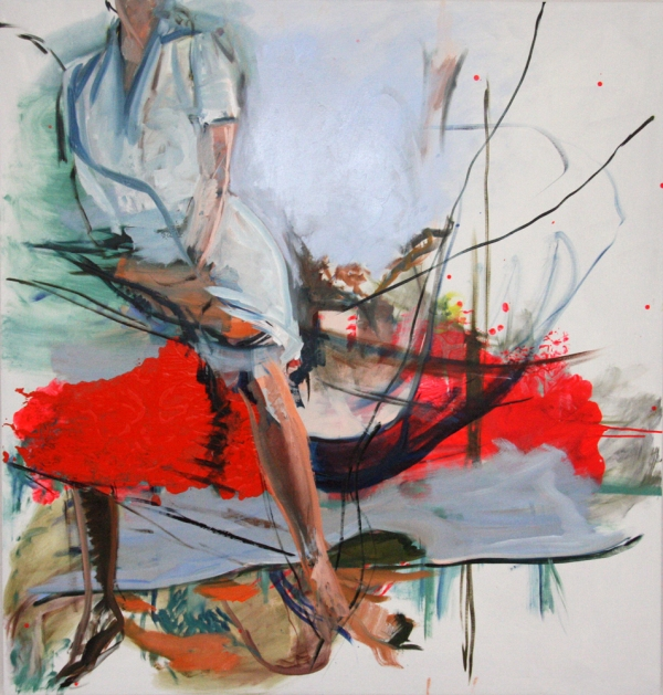Paintings 2008 - 2011: Self  Vanity Fair