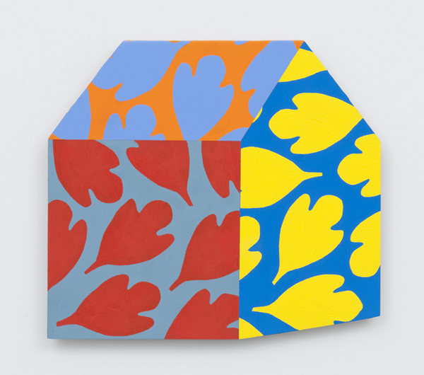 2009 Red Yellow and Blue Leaf House