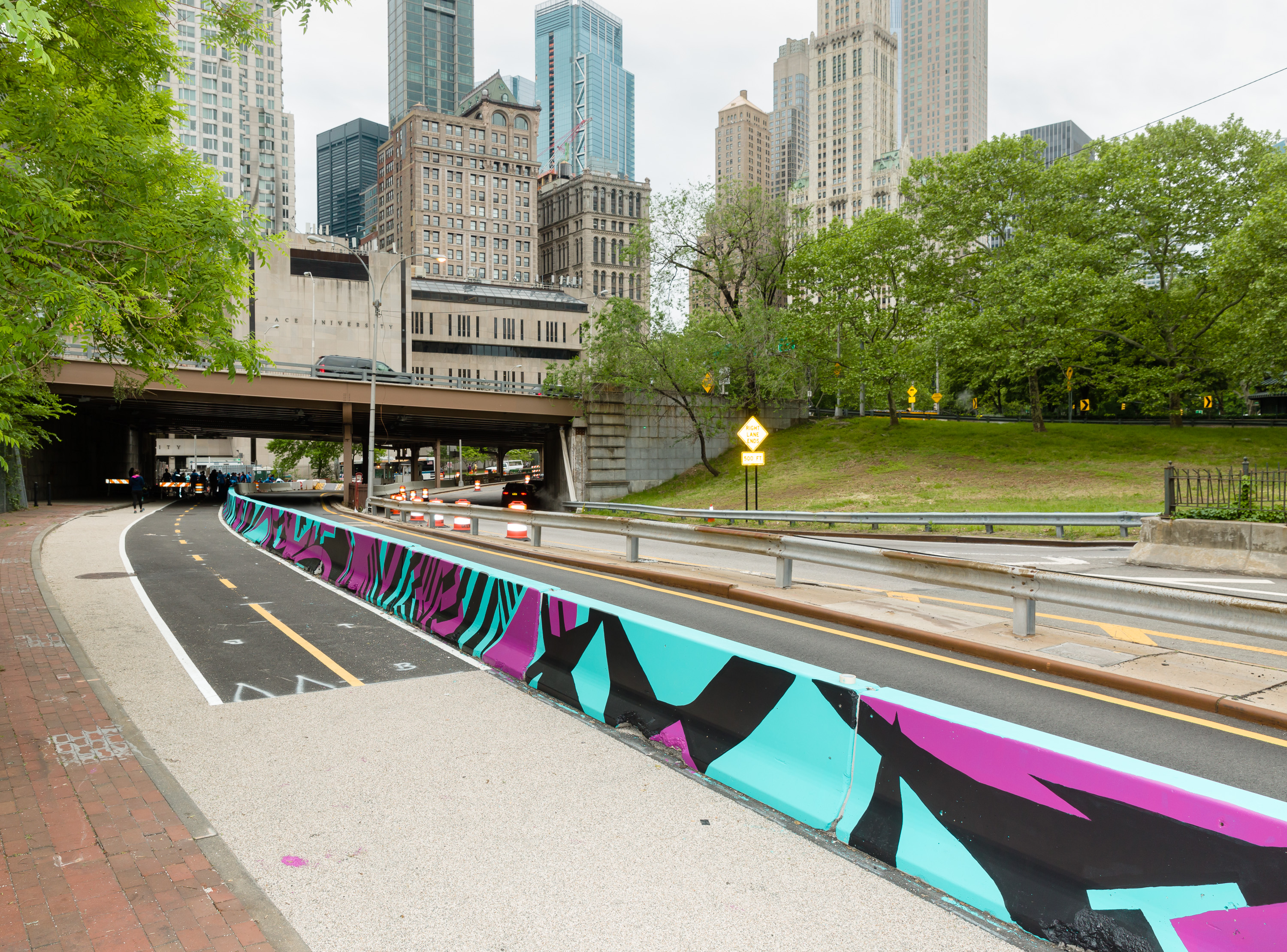 INSTALLATIONS + PUBLIC PROJECTS Razzle Dazzle