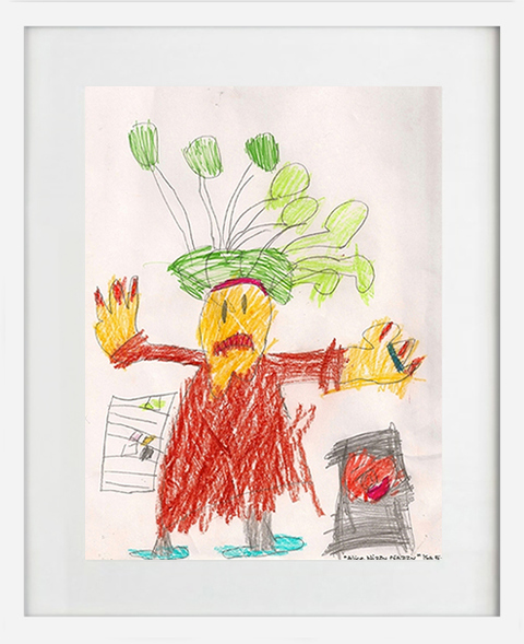 ART FOR FILM - great cleared art rental for film, television and commercials Kid Art (KIDART)