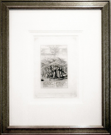 Artifacts Collections of New York Inc.  museum /archival framing engraving