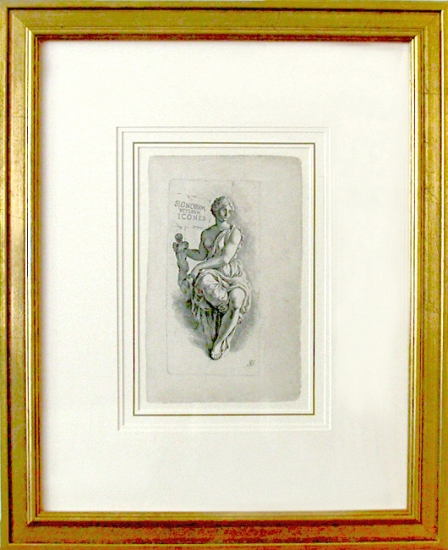 Artifacts Collections of New York Inc.  museum /archival framing etching
