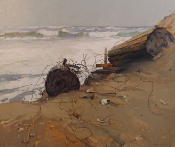 Greg Bennett Image Gallery 2 Oil on linen