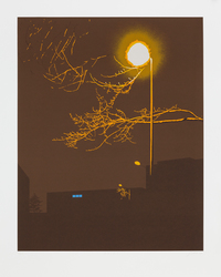 Aspinwall Editions Claas Gutsche Screenprint