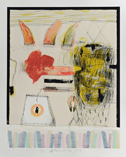 Aspinwall Editions Wolfgang Troschke Lithograph and screenprint
