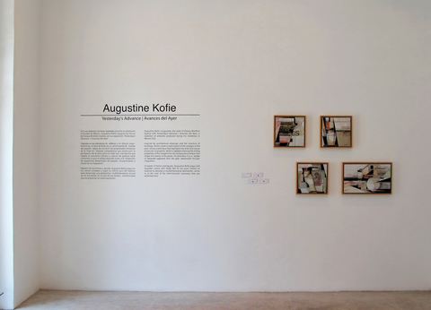 Augustine Kofie Yesterdays Advance