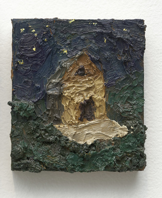 Avital Burg Low Relief 2016 - 2017