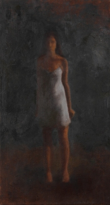 Avital Burg Portraits Oil on Linen