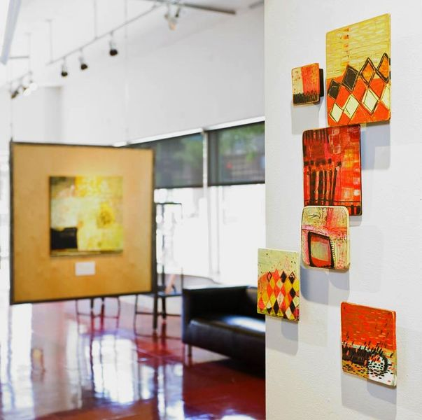 PATTERN LANGUAGE TILES/GROUPINGS  Installation view