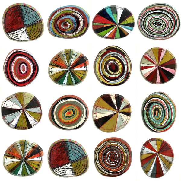 LAYERED DISCS Layered Discs