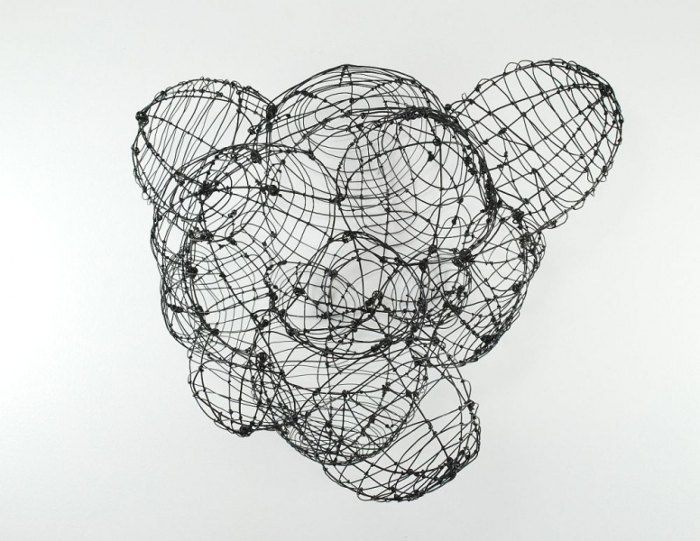 Wire Orbs Bubbles