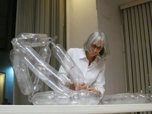 Barbara Lubliner Build Something Out of Plastic Bottles