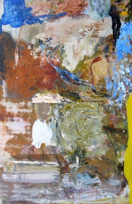 BART GULLEY All paintings Oil on birch-ply