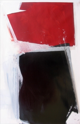 BART GULLEY All paintings Oil, encaustic on gessoed paper