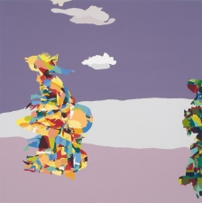 beth reisman  paintings 2006-2011 acrylic on panel