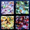 Garden of Delights / 3D Paintings oil paint on 4 canvases