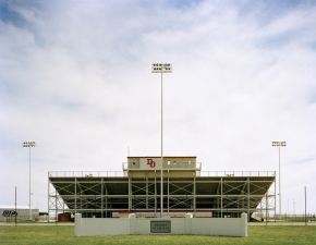 Bill Kennedy Gallery: High School Football- A Community Portrait Archival inkjet print