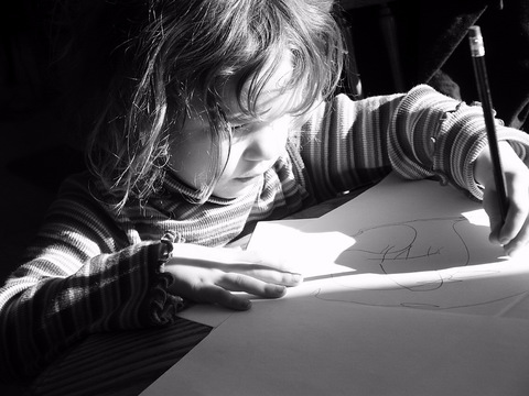 Photographs Suzannah Drawing