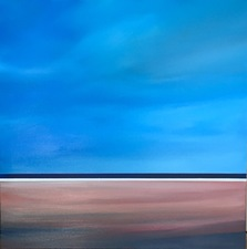 Bluestone Fine Art Gallery Daniel LAFFEY Acrylic on Canvas