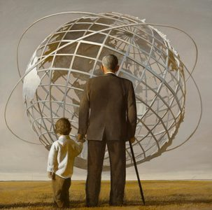 BO BARTLETT    Prints  Paper size: 44 x 44 inches