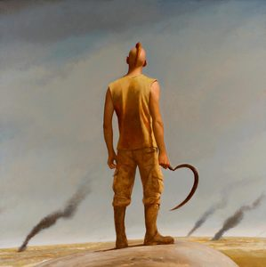 BO BARTLETT    Prints  Image size: 20 x 20 inches