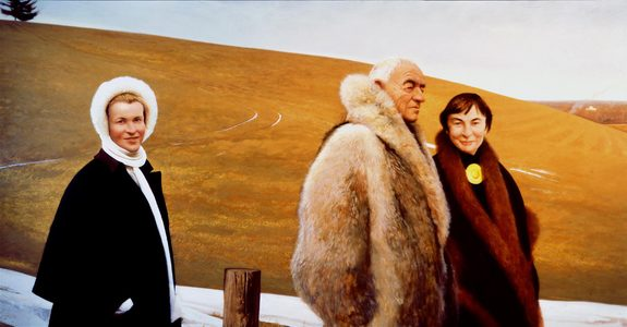 BO BARTLETT    Prints  Image size: 23.25 x 40 inches