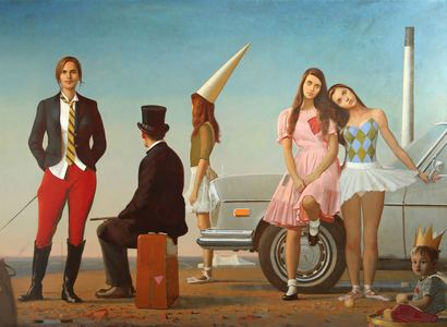BO BARTLETT    Prints  Image size: 27.75 x 38 inches