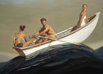 BO BARTLETT    Prints  Image size: 41 x 29.5 inches