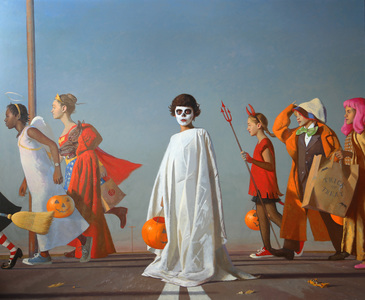 BO BARTLETT    Prints  Paper size: 35 x 41 inches