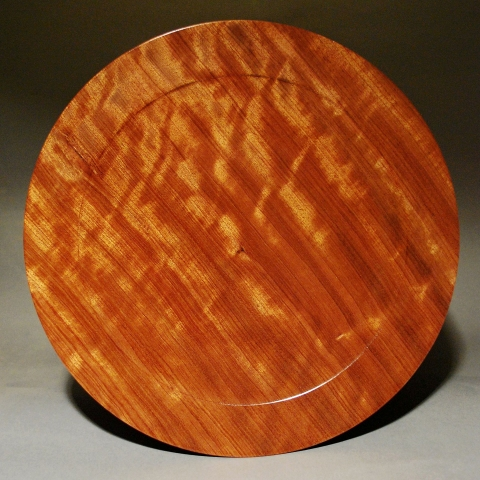 COLLECTION Rimmed Platter