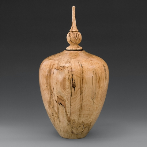 COLLECTION Hollow Form with Finial
