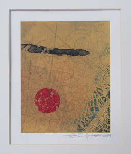 Bob Langnas Prints (General) etching, monotype, drypoint