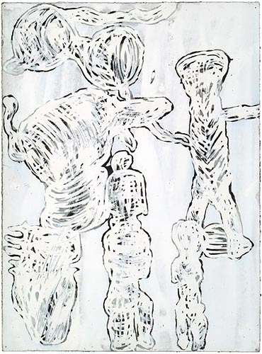 Selected Works on Paper, 2004 Untitled