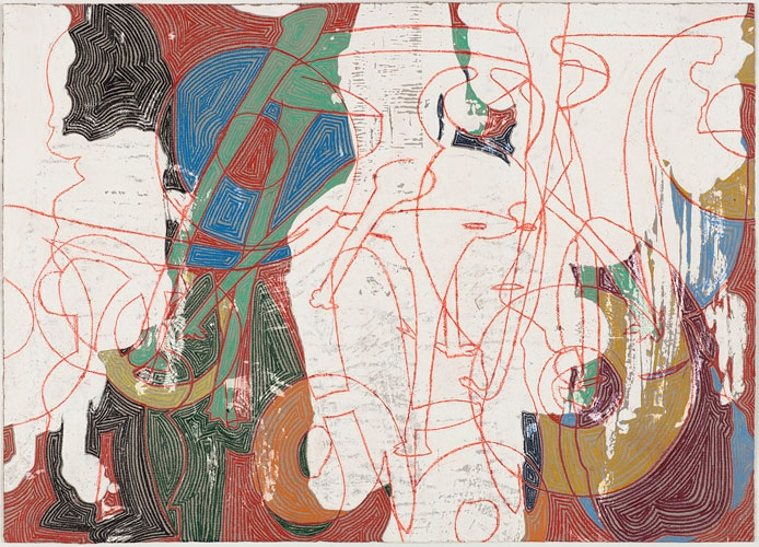 Works on Paper, 2011-2012 Hic Sunt Leones