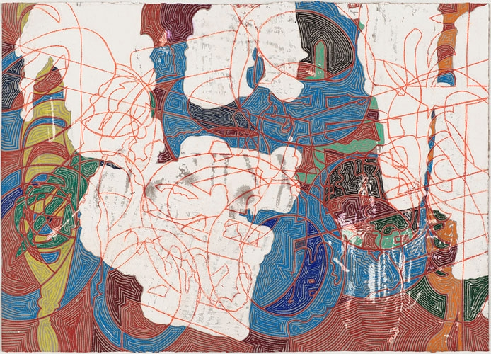Works on Paper, 2011-2012 Terra Nullis