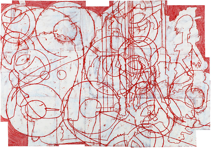 Recent Works on Paper, 2013-2015 Transitory Links