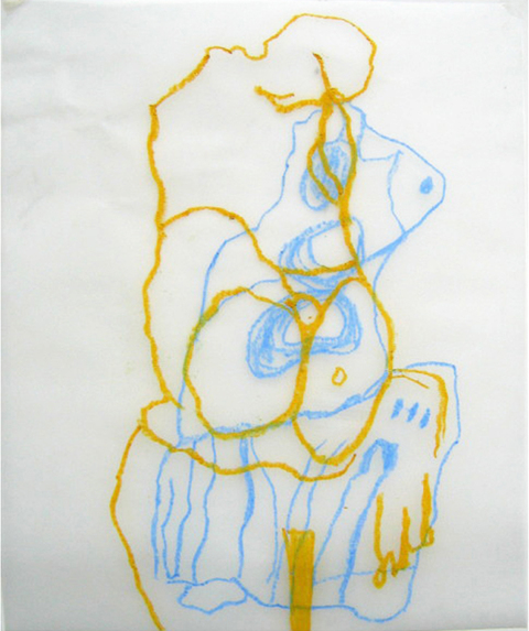Drawings Unidentified Drawing 8