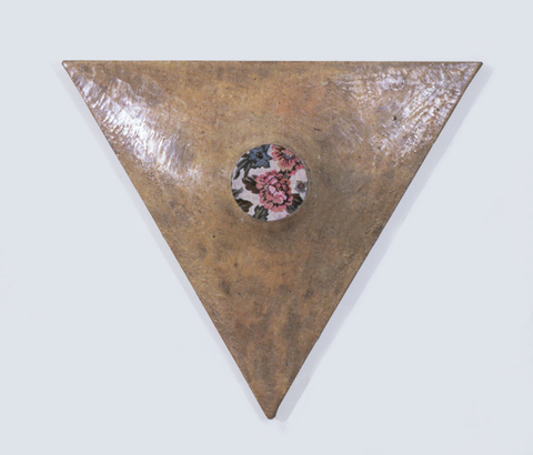 Encaustics  Encaustic Triangle