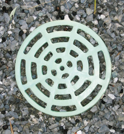 Cast Wax Boglie Drain 3