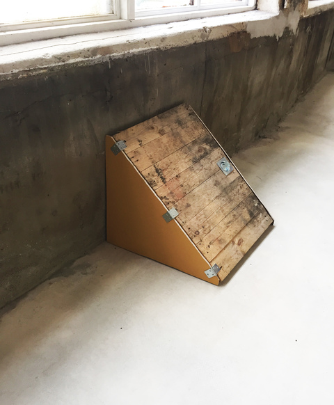 Installations Hatch to Nowhere