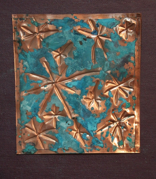 "HAPPY ART HISTORY!  ""SNOWFLAKES""."
