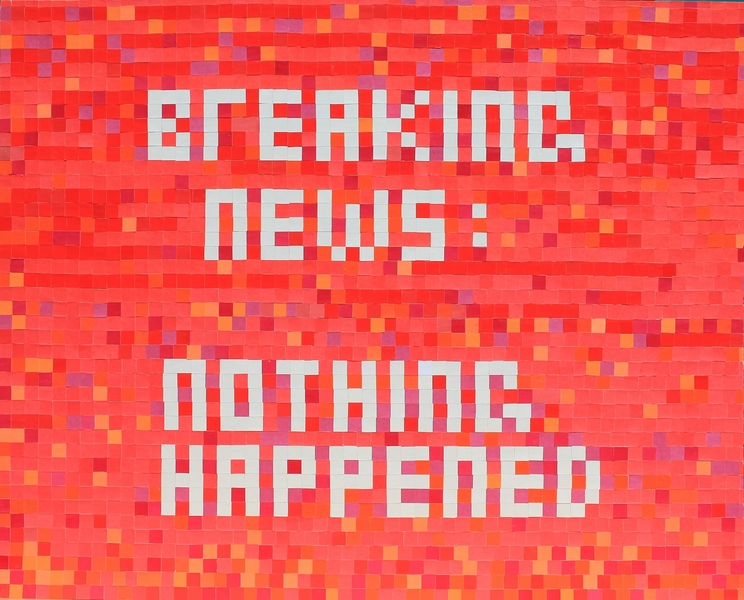 "I  SURVIVED INFORMATION "" BREAKING NEWS ""."