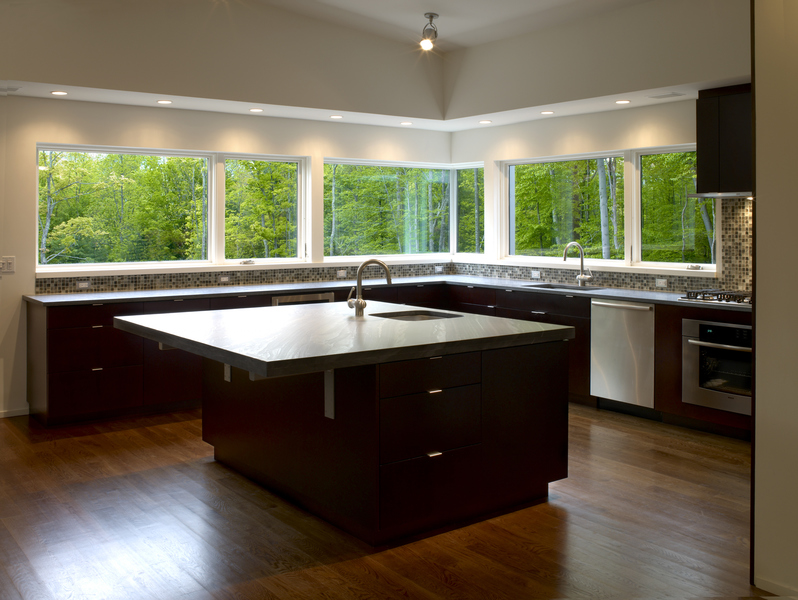 Kitchens Switchback House