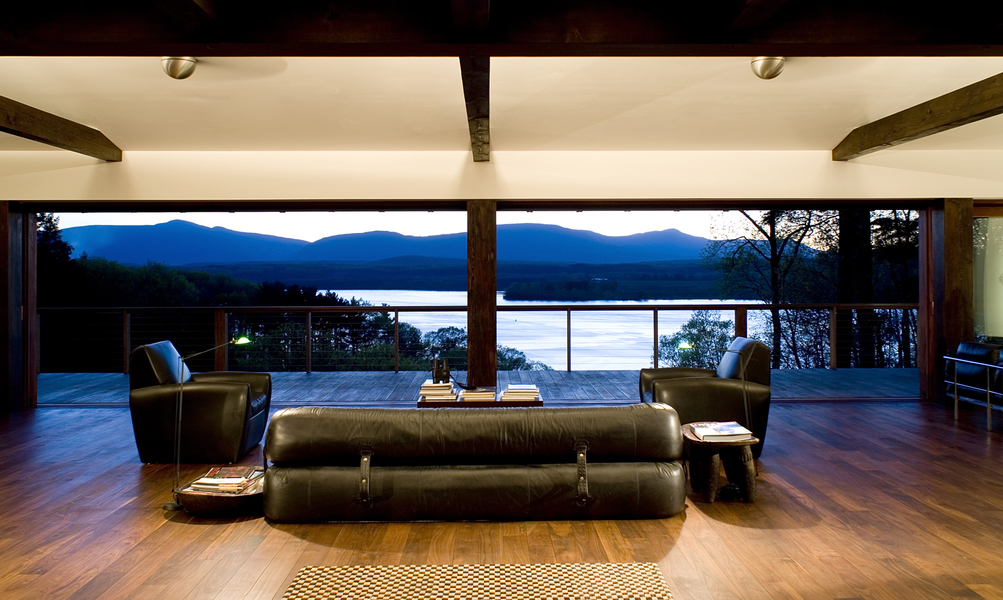 Interiors River House