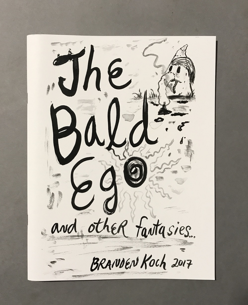 Branden Koch The Bald Ego (publication)