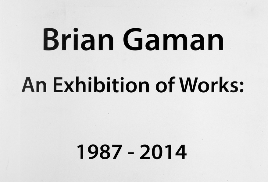 Brian Gaman images Installation view 1 of 13
